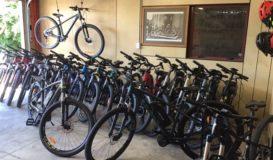 Plenty of e bikes in stock