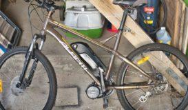 "Old Avanti Montari 26"" wheels"