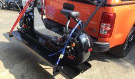 Venture Harley Scooter Rack