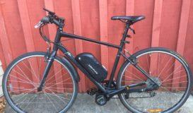 Marin cross bike 500watt 21ahr