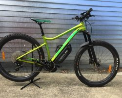 Merida Big Trail 500. 500watt 24.5ahr