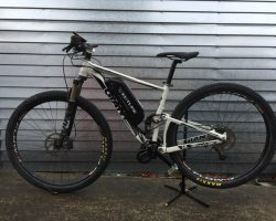 Giant Anthem medium 29er 500watt 24.5ahr 40t Bling Ring
