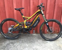 Specialized Demo 8 Small CYC X1 PRO 2000watt 48volt 17.5ahr