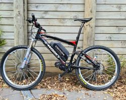 Specialized S Works Epic CYC X1 Pro 1800watts with 48v 24.&ahr battery