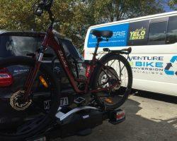 Thule 925 e bike rack