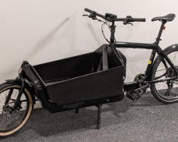 Larry & Harry Cargo bike CYC X1 PRO 48volt 1800watts