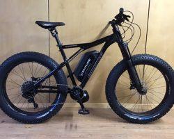 Christini Fat 5 AWD fat bike with 1000watt 52volt 21ahr battery